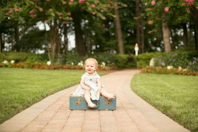 Helen Jeanette Suitcase